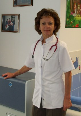 Renata Baranowska - polish doctor in Dublin (allergist, pediatrist, general practitioner, GP (general practitioner))