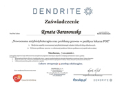 Renata Baranowska - certificates of polish doctors in Dublin - #4